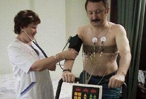Ночные смены после инфаркта