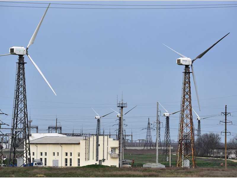 Ветроэнергетика в России применение крупнейших ВЭС их эффективность и перспективы развития